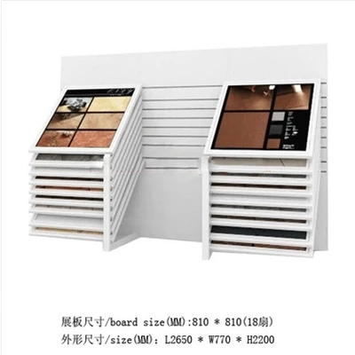 Ceramic Tile Display Stands-T030