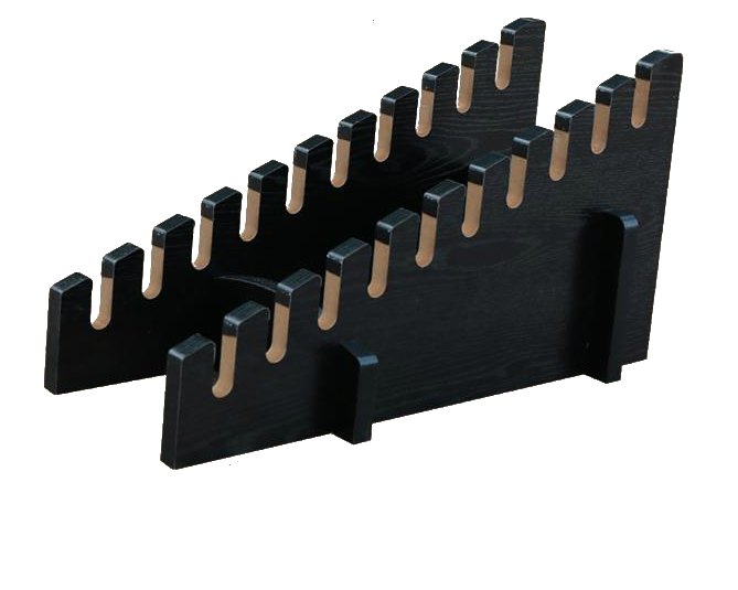 Simple tile rack, MDF materials-T001