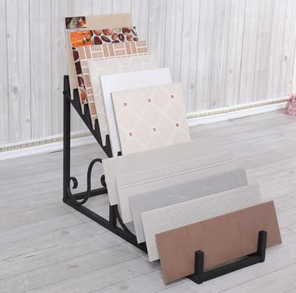 Tile Rack Display-T005