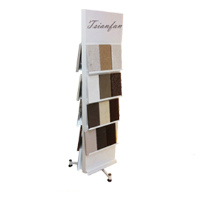 Stone Display Tower,Quartz Stone Counter Display-S066