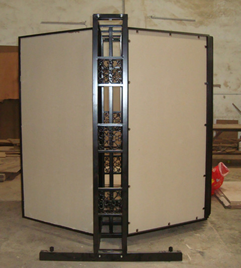 Ceramic tile display rack supplier