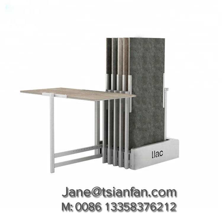 Stone Display Stand For Bathroom Tile,Ceramic Tile Display Racks,Stone Slab Racks-T081