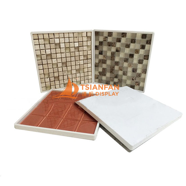 Manufacturer of Injection Mosaic Tiles and Stone Display Boards PZ005