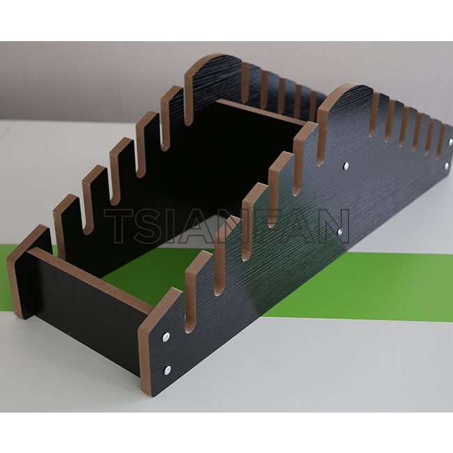 Stone Slab Sample Display Wooden Tile Stand Marble Display Frame ST-96  Stone display