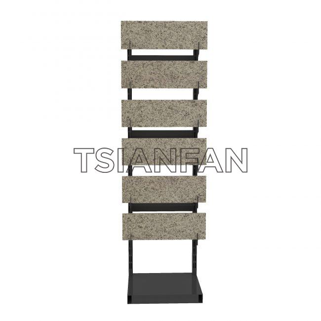 Ceramic Tile Samples For Floors Step Display Shelf ST-26