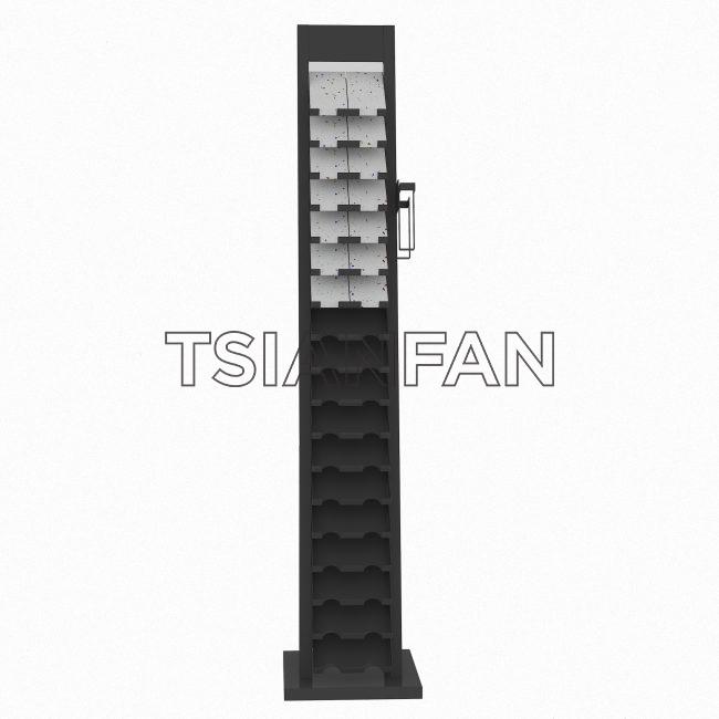 Ceramic Tile Quartz Stone Artificial Stone Display ST-16